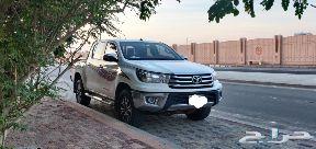 هايلوكس 2016 فل سعودي