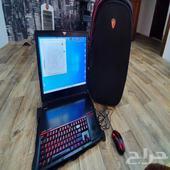 كمبيوتر احترافي للألعاب والمونتاج msi