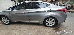 سيارة إلنترا فل كامل مديل 2014