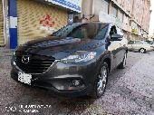 مازدا CX9 جميع الاضافات 2015