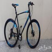 دراجة هجين هدروليكيه