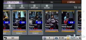 بيع حساب لعبة injustice