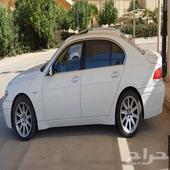 للبيع موديل2003. BMW745LI .