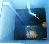شركة تنظيف خزانات وعزل خزانات وكشف تسربات الم