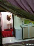 شقة غرفتين مفروشة للإيجار في رمضان