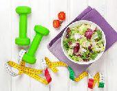جداول غذائية للرجيم وكمال الأجسام