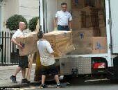 نقل عفش واثاث وبضائع داخل وخارج الرياض