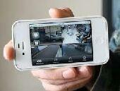 كاميرات مراقبة   ضمان لمدة عام