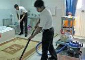 شركة تنظيف منازل فلل شقق خزانات مجالس