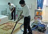 شركة تنظيف فلل شقق خزانات مجالس رش مبيدات
