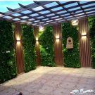 تنسيق حدائق الرياض مشاتل البستان