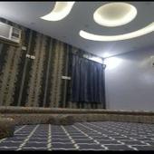 شقة غرفتين وصاله للعزاب ابو عريش