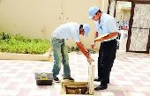 شركة كشف تسربات  مكافحة حشرات تنظيف خزانات