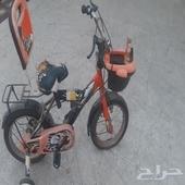 دراجة اطفال (مقاس 12)