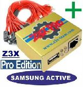 جهاز برمجة إصلاح فك قفل أجهزة سامسونج Z3x
