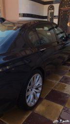 BMW مديل 2011 مقاس 750