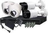 كاميرات مراقبه للمحلات والمساكن ولاستراحات