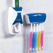 جهاز معجون الأسنان مع دولاب فرشاة ب30
