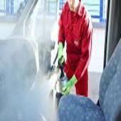غسيل سيارات متنقل بالبخار