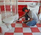 شركة عزل خزانات واسطح حمامات كشف تسربات الميا