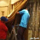شركة نظافة بيوت خيم سجاد مسابح ستائر اثاث