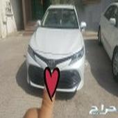 سياره كامري ال اي LE2018مطور للبيع