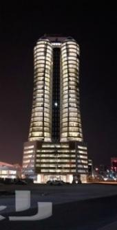 شقة استديو للبيع جديده في برج سكني في السيف