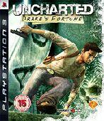 لعبة UNCHARTED سوني 3