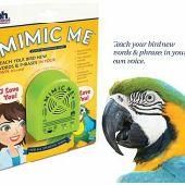 جهاز تدريب الكلام للطيور