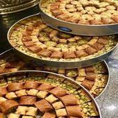حلويات حبيبة الأردنية