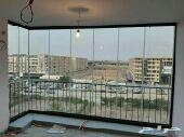 أبوعبدالرحمن لتركيب الزجاج السكوريت