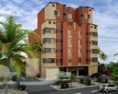 شقة 4 غرف للايجار ب 20 الف حي المنار 5