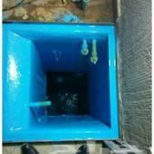 كشف تسربات المياه عزل خزانات واسطح عزل فوم