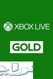 للبيع قولد يومين اكسبوكس XBOX LIVE GOLD 14