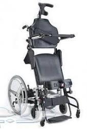 كرسي كهربائي بخاصية الوقوف لذوي الاحتياجات