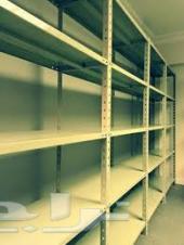 رفوف تخزين للمستودعات كمية محدودة