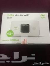 راوتر زين محمول 4G بلس جديد للبيع