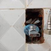 كشف إصلاح تسرب المياة حل ارتفاع فاتوره المياه