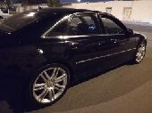 للبيع سياره اودي S8 2007