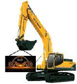 بوكلينات جديده ننجز الأعمال بالمتر او مقاوله حفر وهدد وغيرها nجوال 0551171821