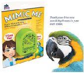 جهاز تعليم الكلام للطيور mimc me