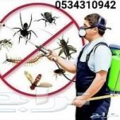 رش مبيدات رش دفان فئران برص بق مكافحة حشرات