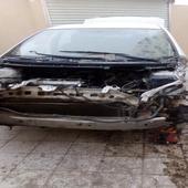 يوجد سياره يارس موديل 2012 قطع للبيع