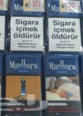دخان مارلبورو ازرق نعناع Marlboro cigaret