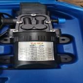 مضخة ماء 12فولت 200واط لغسيل السيارات والحلال