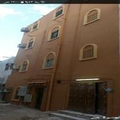 حي الفضل ك14 ثلاث غرف وحمامين يصلح مستودع
