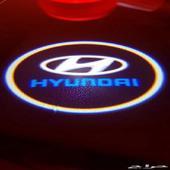 إكسسوارات بروجكتر ليزر شعار ترحيبي للسيارات