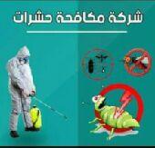 شركه مكافحة حشرات رش مبيدات تنظيف عزل خزانات