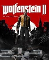الي عنده لعبه شريط the wolfenstein