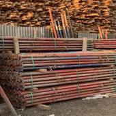 خشب مرابيع جكات نرغب بشراء القمط والبليوت